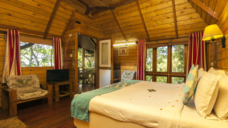 Tree House Great Escapes Resort Munnar Kerala Hotel