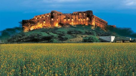 Hill Fort Kesroli Kesroli Facade Hotel Hill Fort Kesroli Alwar Rajasthan 1