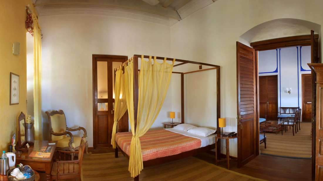 COUNTESS MOLTKE, The Bungalow on the Beach Tranquebar, rooms in Tamil Nadu