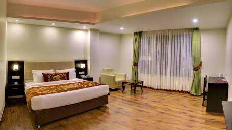 Deluxe Plus Room at Summit Denzong Hotel Spa Gangtok 224