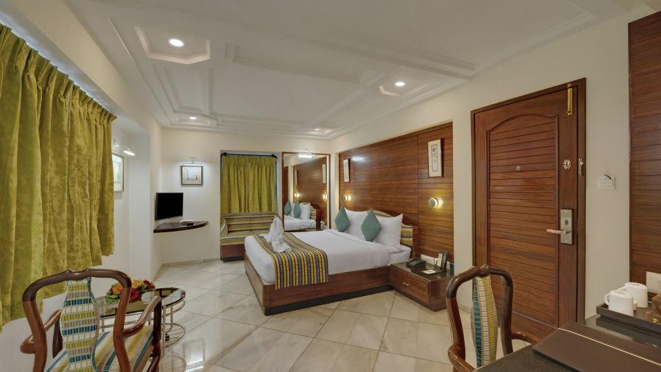 KK Beacon Hotel in RajkotRooms 6