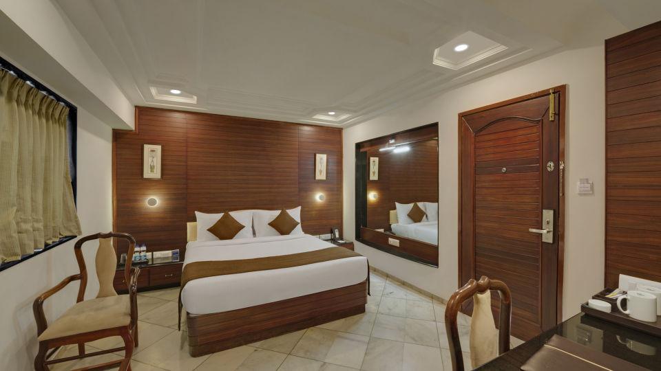 KK Beacon Hotel in RajkotRooms 9