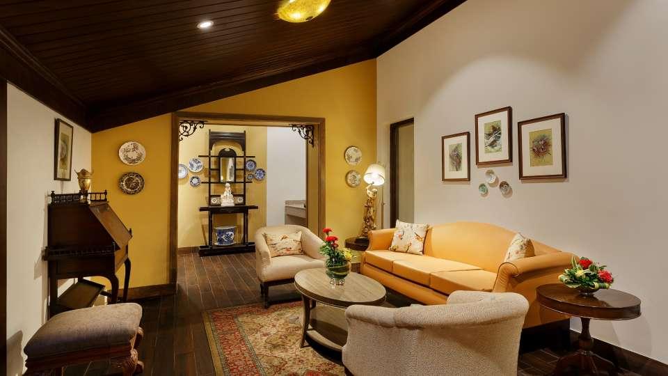 The Naini Retreat- Naini Royal Living Space 2