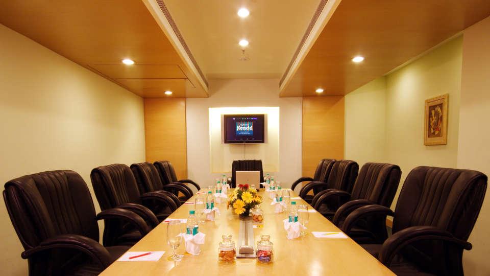 Aditya Hometel Hyderabad Conference Room 2 Aditya Hometel Ameerpet Hyderabad