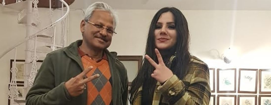 Singer amrita dhawan- agsy