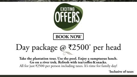 Day Package,Amanvana Resort Spa, Best Hotel Deals