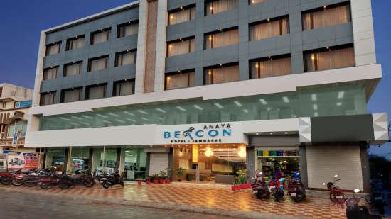 Anaya Beacon Hotel in Jamnagar 19
