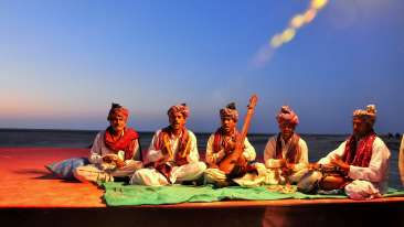 Cultural Music during Rann utsav