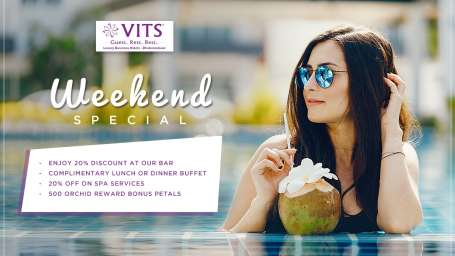 Weekend Special Offer at VITS Bhubaneswar