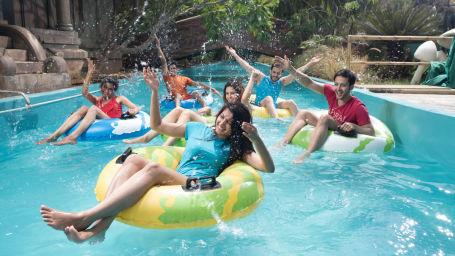 Wonderla Amusement Park, Bangalore water slides in Bangalore Wonderla Bengaluru 679Lazy River 3