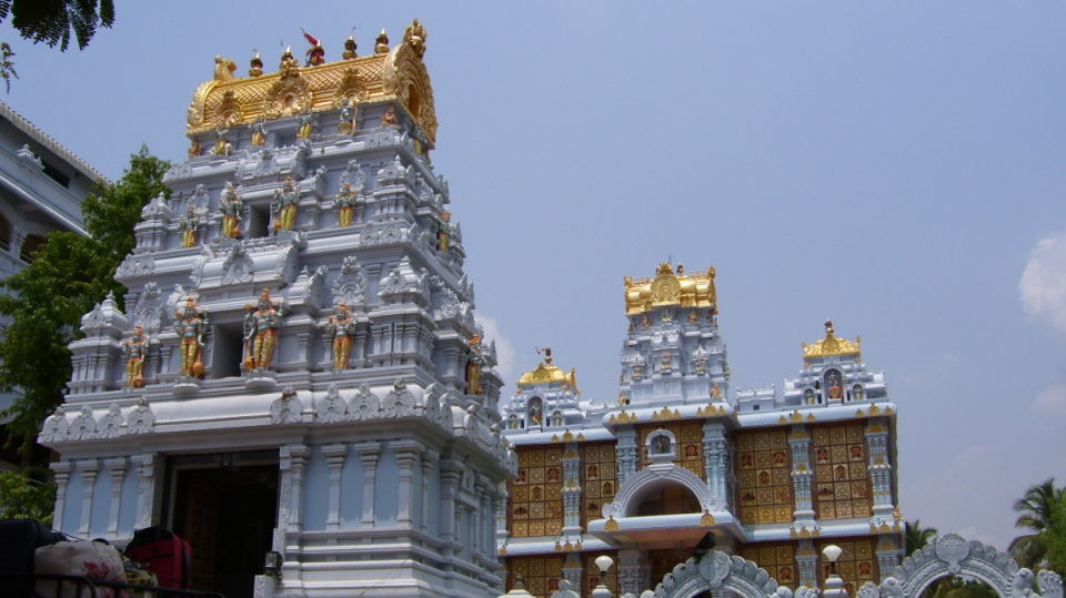 ISKCON Temple , Hotel Marasa Sarovar Premiere, Best Hotels in Tirumala