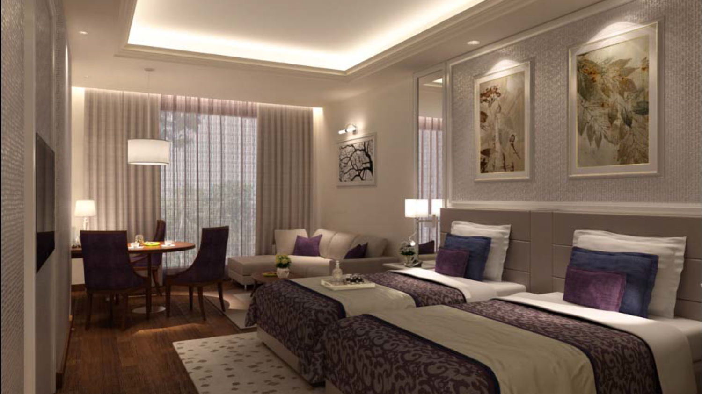 Room 1 Singhania Sarovar Portico Raipur.jpg