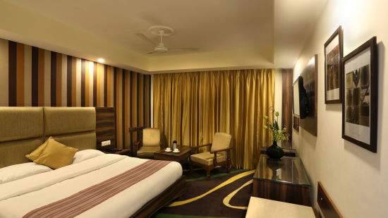Hotel Samson, Patnitop Patnitop Executive Room Hotel Samson Patnitop
