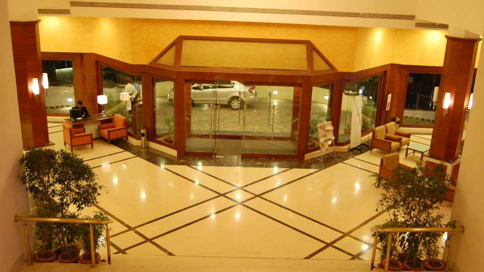 VITS Luxury Business Hotel, Aurangabad Aurangabad Lobby and Reception of VITS Luxury Business Hotel Aurangabad