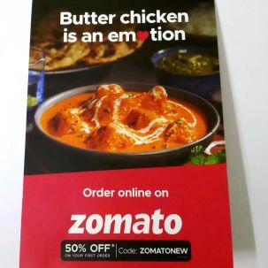 Zomato offer