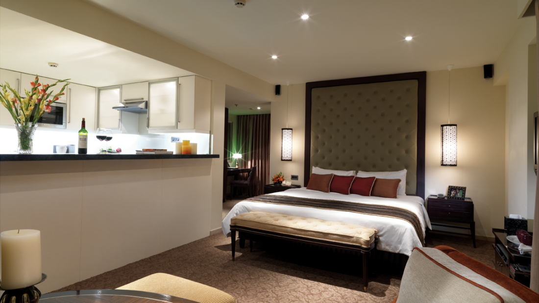 Hotel Z Luxury Residences, Juhu, Mumbai  Mumbai Studio Room Hotel Z Luxury Residences Juhu Mumbai