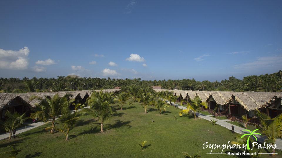 Symphony Palms Beach Resort havelock island
