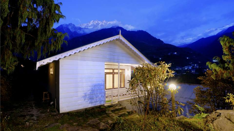 Exterior View at Summit Alpine Resort Lachung