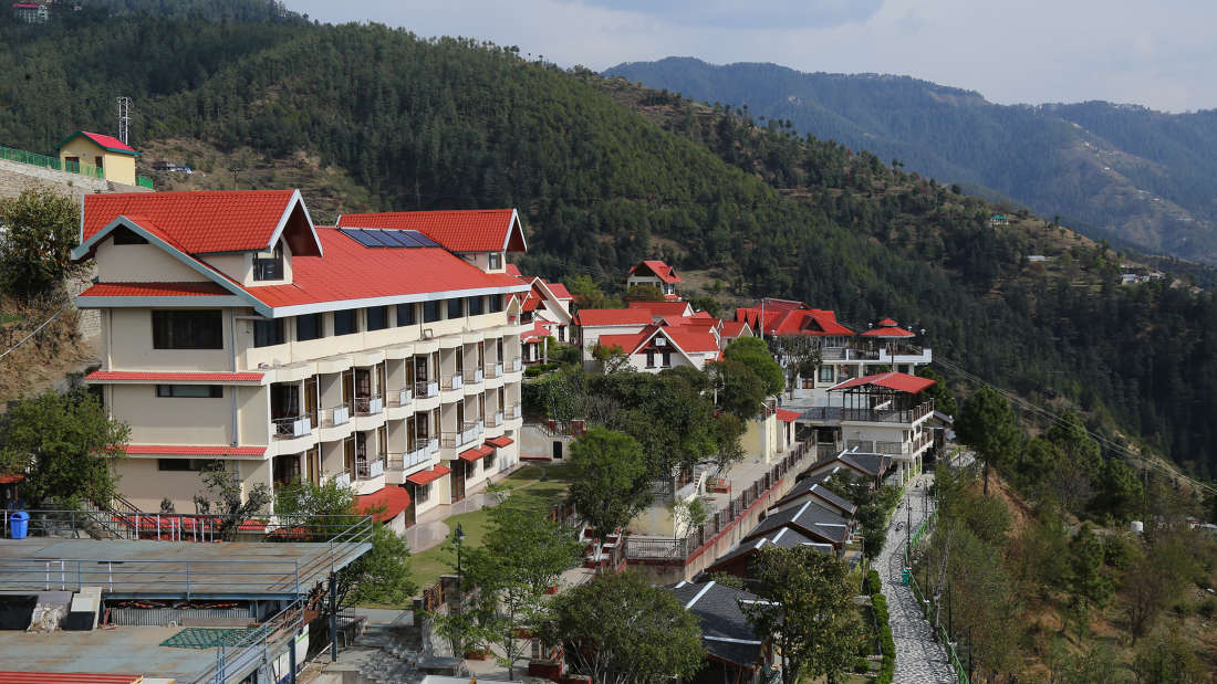 Manla Homes Shimla Hotel Resort 16