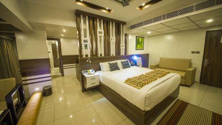 The Renai Cochin Hotel Resort Kerala Holidays Mini Suite 2