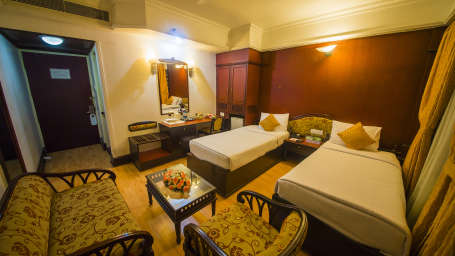 The Renai Cochin Hotel Resort Kerala Holidays Superior Room
