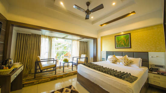 The Renai Cochin Hotel Resort Kerala Holidays Mini Suite 1