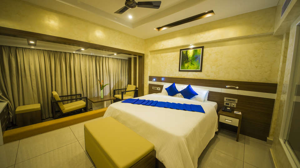 The Renai Cochin Hotel Resort Kerala Holidays Suite 1