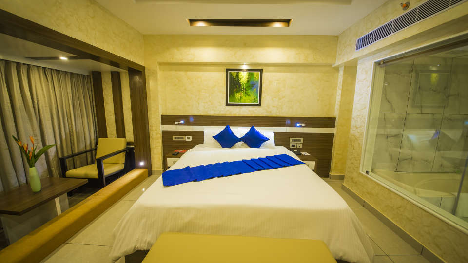 The Renai Cochin Hotel Resort Kerala Holidays Suite 3