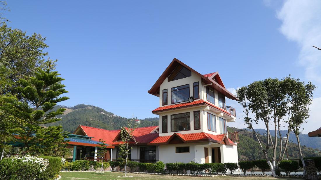 Manla Homes Shimla Hotel Resort 23