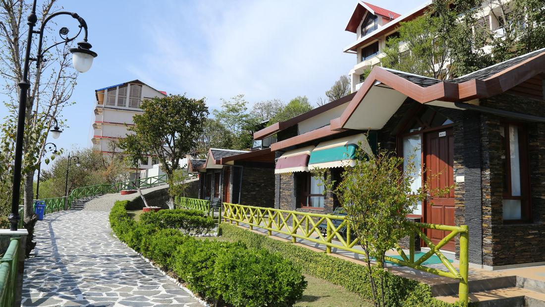Manla Homes Shimla Hotel Resort 3