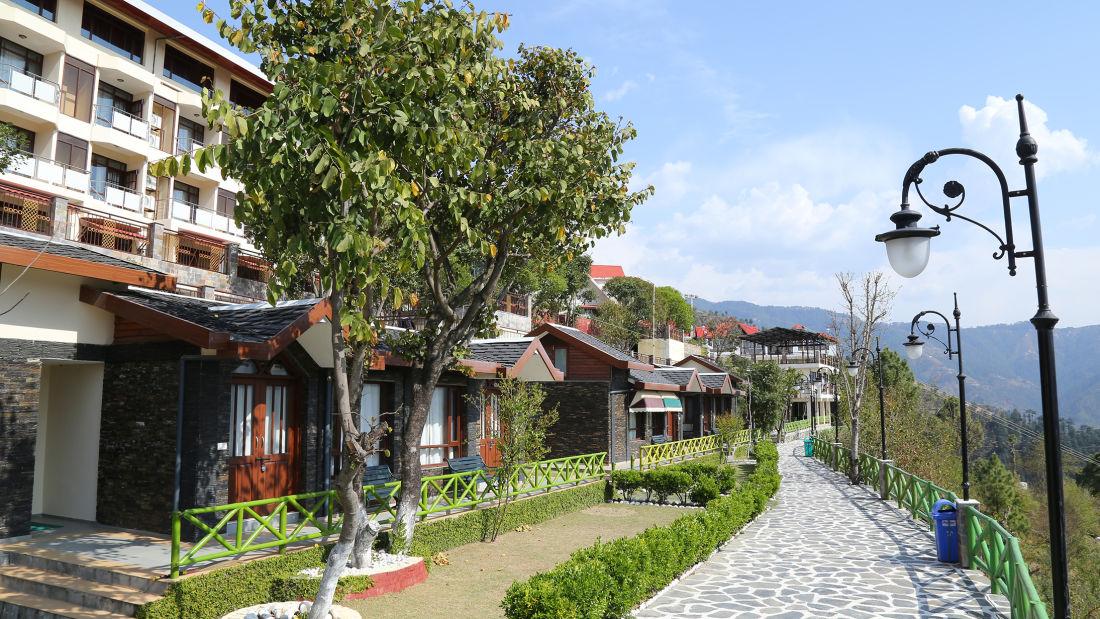 Manla Homes Shimla Hotel Resort 5