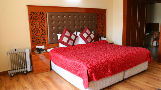 Manla Homes Shimla Hotel Resort Deluxe Room 5