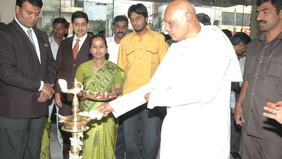 Inaugration, Aditya Hometel, Hyderabad hotels 3