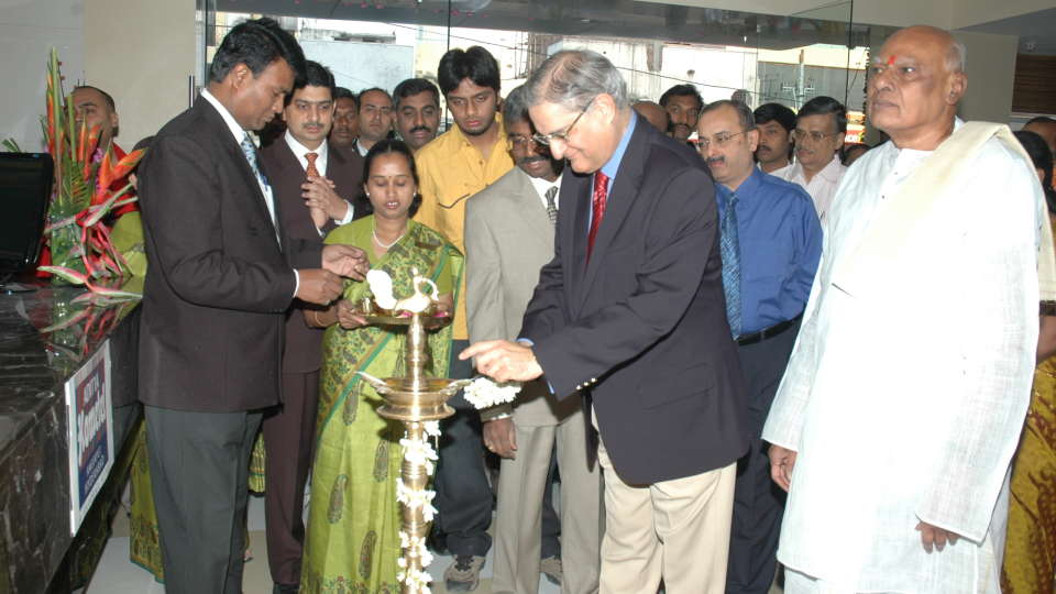 Inaugration, Aditya Hometel, Hyderabad hotels 4