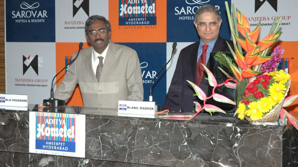 Inaugration, Aditya Hometel Hyderabad, resorts in hyderabad6