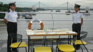 Restaurant in Kolkata  Polo Calcutta Boathouse Kolkata  The Bridge Restaurant 2
