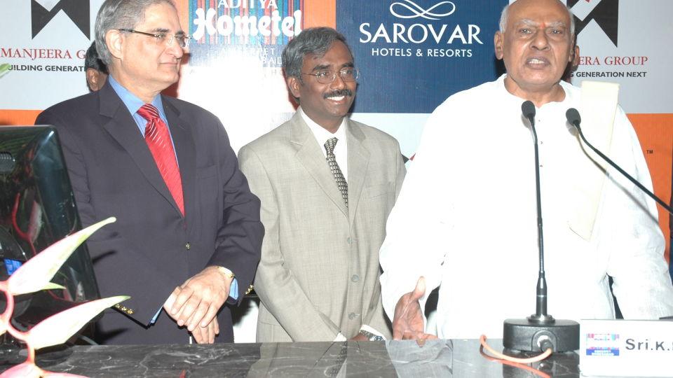 Inaugration, Aditya Hometel, Hyderabad resorts 5