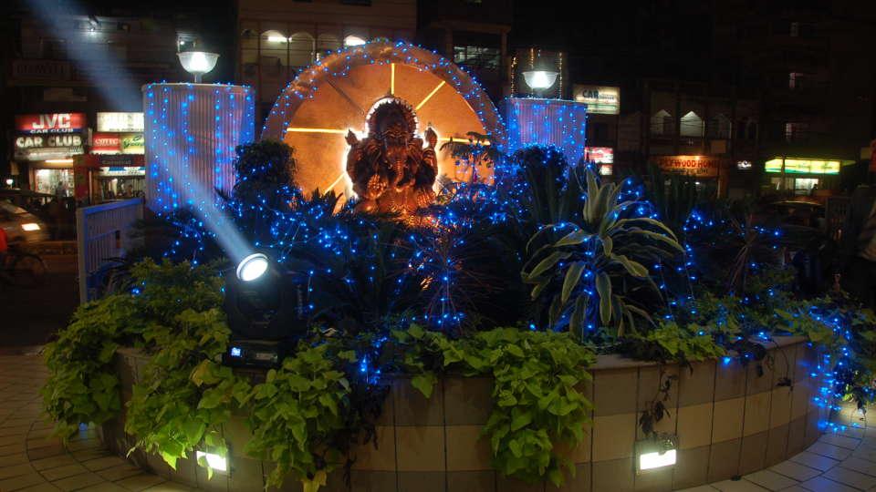Facade, Hotel Gargee Grand 2, Hotel In Patna