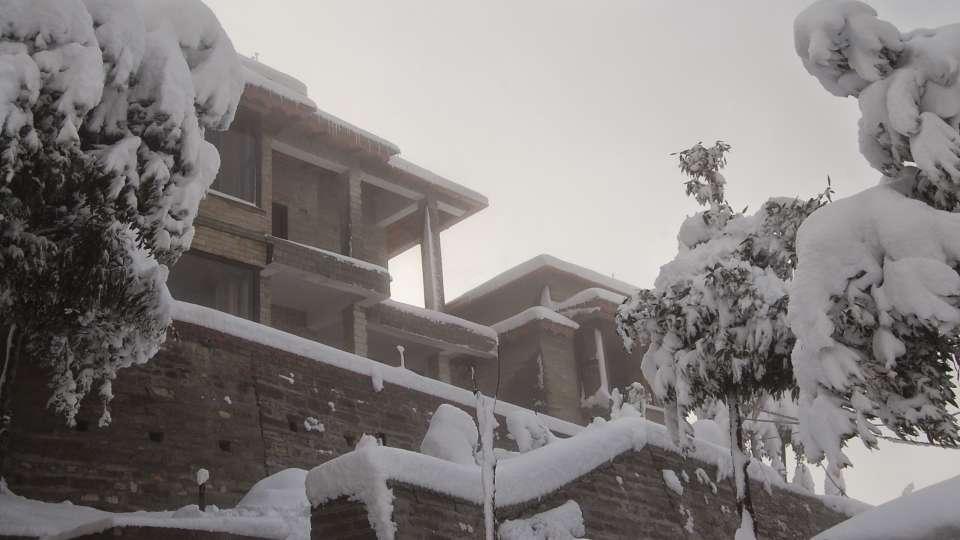 Ojaswi Himalayan Resort, Mukteshwar Nainital DSC 0846