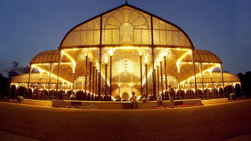 Lalbagh Botanical Garden Hotel Gokulam Grand Bangalore