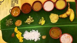 Swagath Group of Hotels  Onam Sadhya