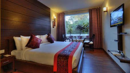 Hotel Atulyaa Taj, Agra Agra Deluxe Room Hotel Atulyaa Taj Agra 2
