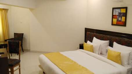 Premium Deluxe at Gargee Surya Vihar Hotels Resorts 3