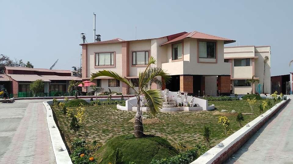 Exterior View of Gargee Surya Vihar Hotels Resorts 4