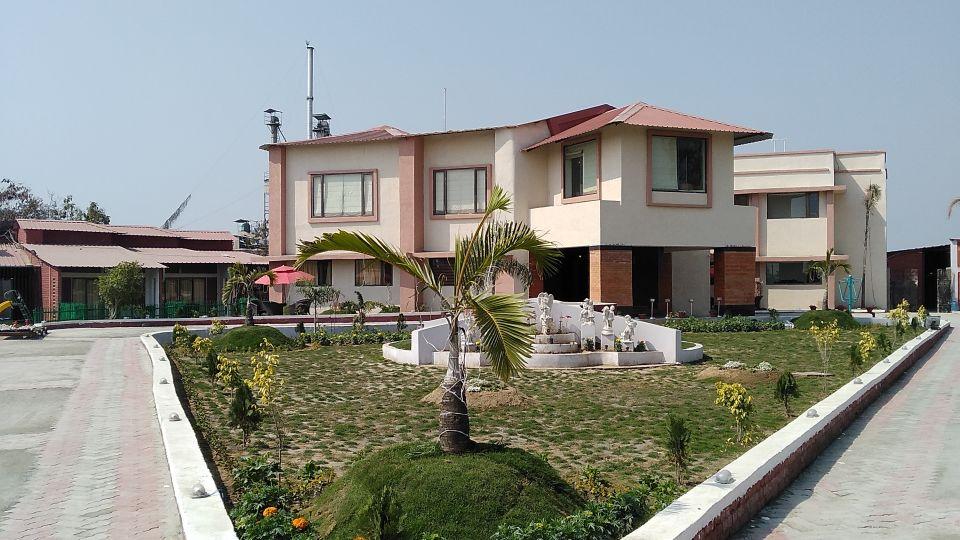 Exterior View of Gargee Surya Vihar Hotels Resorts 4 Aurangabad hotels