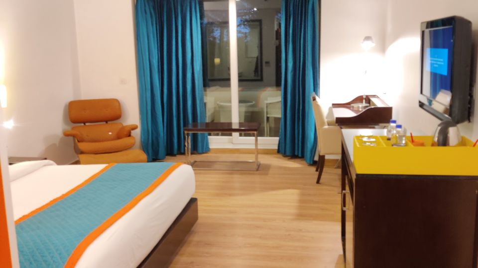 Premium Room with Balcony