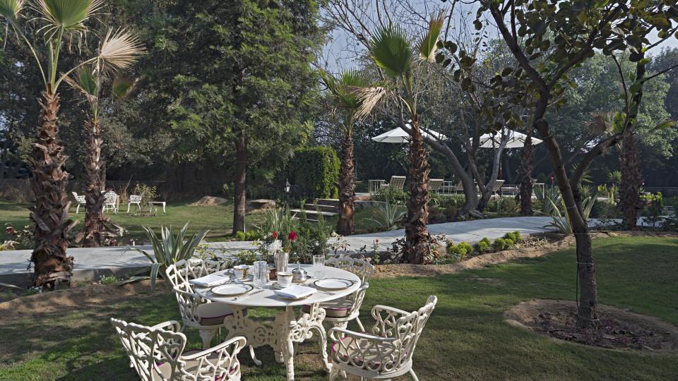 Gardens at Srinivas