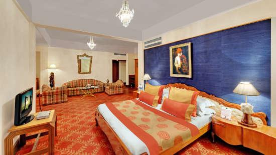 The Junior Suite at The Ambassador Hotel Mumbai - Luxury Hotel Rooms near Marine Drive