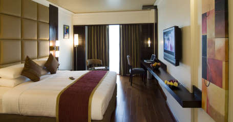 Iris Hotel Bangalore Purple Ribbon Room 2 at Iris Hotel on Brigade Road Bangalore