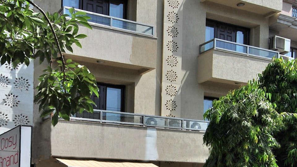 Facade Cosy Grand Hotel RK Puram 2